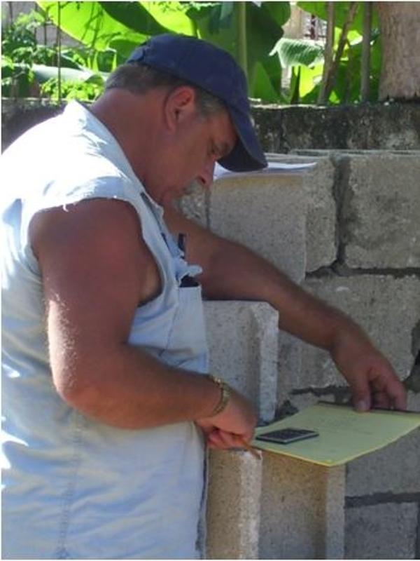 Foundation Builders International School in Port au Prince, Haiti.